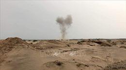 Đụng độ giữa lực lượng chính phủ và phiến quân Houthi