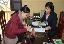 Vốn tín dụng chính sách giúp trên 3.000 hộ dân Ninh Bình thoát nghèo
