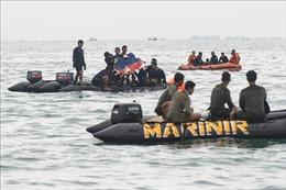 Vụ máy bay rơi tại Indonesia: Tiếp tục tìm kiếm cứu nạn thêm 3 ngày