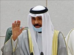 Quốc vương Kuwaitchấp thuận đơn từ chức của Nội các