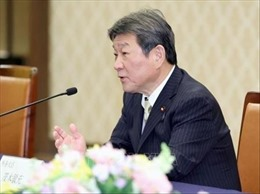 Nhật Bản, Anh tiến hành họp trực tuyến 2+2 trong tháng 2