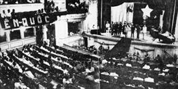 Đại hội lần thứ nhất của Đảng: Khôi phục tổ chức, thống nhất các phong trào đấu tranh cách mạng