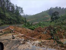 Xác định nguyên nhân gây sụt lún tại huyện Định Hóa