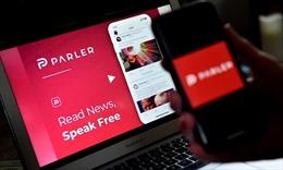 Nghị sĩ Mỹ yêu cầu FBI điều tra vai trò của mạng xã hội Parler trong vụ bạo loạn