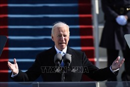 Giới thiệu tài liệu tham khảo đặc biệt: 'Nước Mỹ thời Biden'