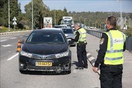 Cảnh sát Israel ra quân kiểm tra vi phạm phòng chống dịch COVID-19