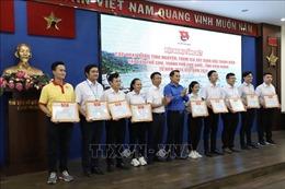 Mang sức trẻ từ thành phố mang tên Bác xây dựng xã đảo Thổ Chu