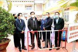 Thành phố Hải Phòng xây dựng phương án chi tiết sàng lọc bệnh nhân tới thăm khám
