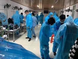 Hỗ trợ hai tỉnh Quảng Ninh, Hải Dương phòng, chống dịch COVID-19