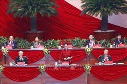 Bế mạc Đại hội XIII của Đảng