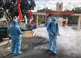 50 tình nguyện viên xung phong vào tuyến đầu chống dịch tại Gia Lai