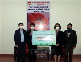 Hỗ trợ tỉnh Hải Dương phòng, chống dịch COVID-19
