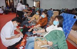 Thu được hơn 3.000 đơn vị máu tại chương trình 'Chủ nhật Đỏ'ở Đắk Lắk