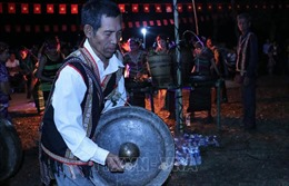 Di sản cồng chiêng - niềm tự hào của đồng bào dân tộc S'tiêng Bình Phước