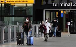 Người nhập cảnh vào Anh có thể bị phạt tới 10 năm tù nếu vi phạm quy định phòng dịch