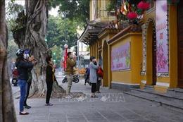 Hà Nội: Tổ chức dâng hương tại các di tích có lễ hội