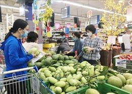 Hàng hóa dồi dào dịp Tết Tân Sửu 2021