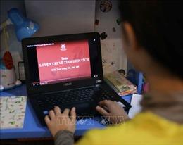 Hà Nội chủ động chuẩn bị cho ngày đầu tiên học trực tuyến sau Tết