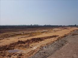 Xử phạt 90 triệu đồng một doanh nghiệp khai thác đất trái phép
