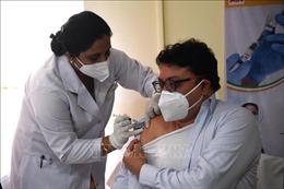 Số ca mắc mới COVID-19 tại Ấn Độ tiếp tục giảm