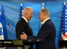 Tổng thống Mỹ Joe Biden lần đầu điện đàm với Thủ tướng IsraelBenjamin Netanyahu