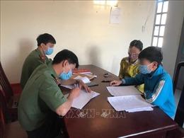 Học sinh lớp 9 làm giả văn bản của UBND tỉnh cho học sinh nghỉ học