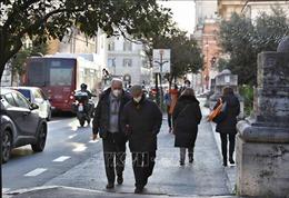 Italy kéo dài biện pháp hạn chế đi lại