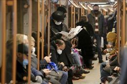 Nga và Nhật Bản cùng ghi nhận số ca mắc COVID-19 theo ngày giảm