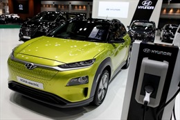 Hyundai Motor thay thế hệ thống pin trên xe ô tô điện Kona do nguy cơ cháy