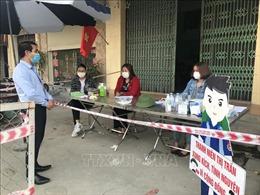 Huyện Ninh Giang (Hải Dương) từng bước đẩy lùi COVID-19