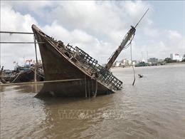 Bạc Liêu bác thông tin trong bài 'Xác tàu có chữ nước ngoài tấp vào bờ biển Gành Hào'