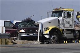 Nạn nhân trong vụ tai nạn thảm khốc ở California có thể là người nhập cư trái phép