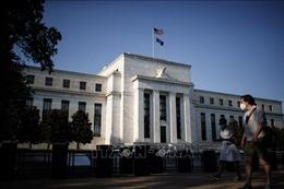 FED đánh giá nền kinh tế Mỹ tăng trưởng 'khiêm tốn'
