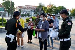 Chính phủ Campuchia yêu cầu ngừng các thông tin kích động xã hội