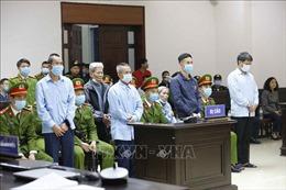 Phúc thẩm vụ án tại Đồng Tâm: Y án sơ thẩm đối với 6 bị cáo kháng cáo