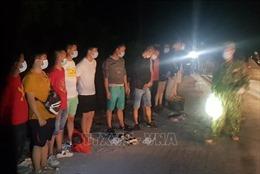 Bắt giữ 14 người nước ngoài nhập cảnh trái phép vào Việt Nam