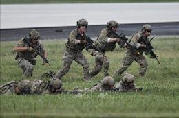 Hàn Quốc nhất trí tăng đóng góp trong chi phí đồn trú của binh sĩ Mỹ