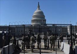 Lầu Năm Góc gia hạn hoạt động của lực lượng bảo vệ Đồi Capitol đến hết 23/5