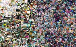 Bức tranh ghép kỹ thuật số được bán với giá kỷ lục 69,3 triệu USD