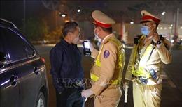 Phát hiện 604 lái xe vi phạm nồng độ cồn trong ngày 15/3