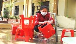 Các trường học tại Quảng Bình chủ động phòng, chống dịch bệnh thời điểm giao mùa