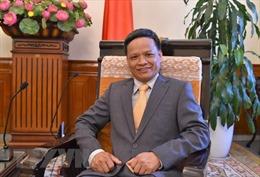 Nâng tầm vị thế Việt Nam trong xây dựng luật quốc tế