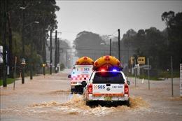 Australia: Thêm hàng nghìn cư dân được lệnh sẵn sàng sơ tán do lũ lụt