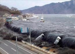 Nhật Bản cảnh báo nguy cơ xảy ra động đất kèm sóng thần