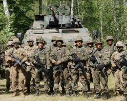 NATO, Mỹ tổ chức tập trận quy mô lớn ở Balkan