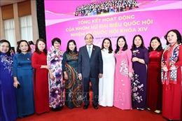 Lễ tổng kết hoạt động của Nhóm nữ đại biểu Quốc hội khóa XIV
