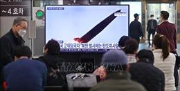 Vụ phóng của Triều Tiên: Giới chức Hàn - Mỹ điện đàm đánh giá tình hình