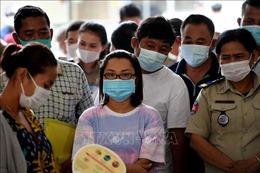 Campuchia ghi nhận thêm 96 ca mắc COVID-19