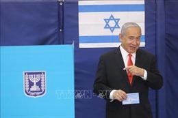 Bầu cử Israel: Ông Netanyahu lại thất bại trong thành lập chính phủ liên minh