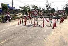 Quảng Ngãi bố trí 12 tỷ đồng sửa chữa cầu Trà Bồng